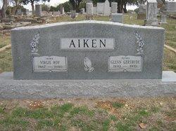 Glenn Gertrude <i>Hurst</i> Aiken