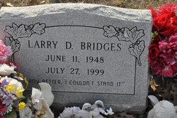 Larry Donald Bridges