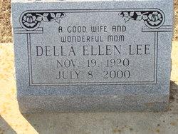 Della Ellen <i>Ray</i> Lee