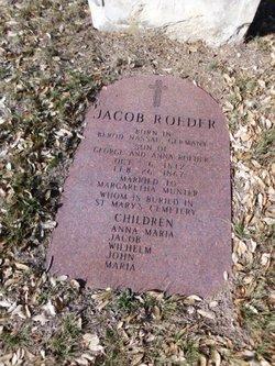 Jacob Roeder