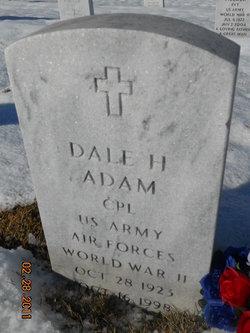 Dale Herbert Adam