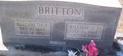 William J Britton, Sr