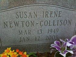 Susan Irene <i>Newton</i> Collison