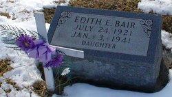 Edith E. Bair