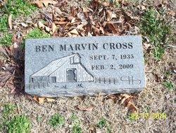 Ben Marvin Cross