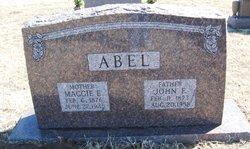 Maggie E. Abel