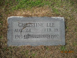 Elma Christine <i>Lee</i> Annis