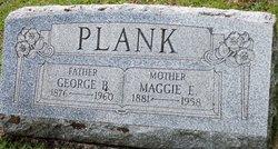 Maggie E Plank