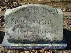 George W Cannon