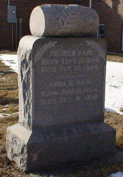 Anna Barbara <i>Brock</i> Bair
