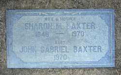 Mrs Sharon Marie <i>Caruthers</i> Baxter