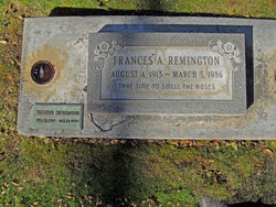 Richard Jacobs Remington