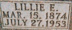 Lillie E <i>Whitmer</i> Browning