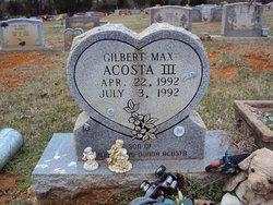 Gilbert Max Acosta, III
