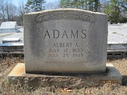 Albert A. Adams