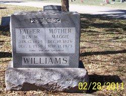 Benjamin Wright Williams