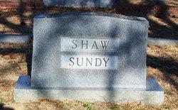 Edward Allen Pete Sundy