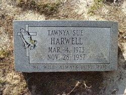 Tawnya Sue Harwell