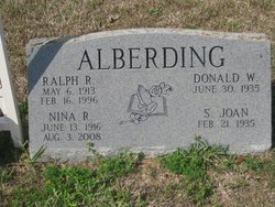 S. Joan Alberding