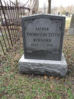 Thornton Stith Bernard