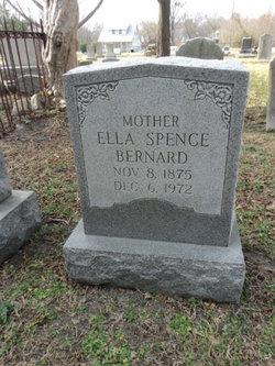 Judith Ella <i>Spence</i> Bernard