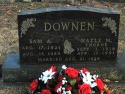 Hazle <i>Thorne</i> Downen