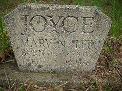 Marvin Lee Joyce