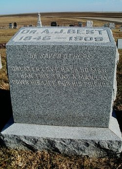 Dr Albert James Best