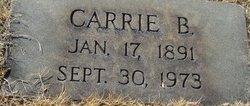 Carrie E. <i>Blackwelder</i> Barnhardt