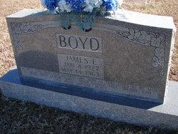 James E Boyd
