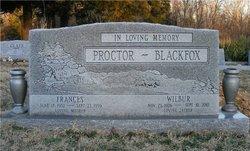 Wilbur H. Blackfox