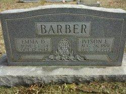Emma D Barber