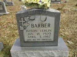 Ivison Verlin Barber