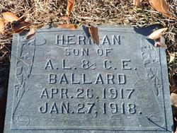 Herman Ballard
