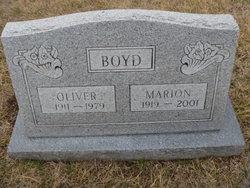 Marion L <i>Rule</i> Boyd