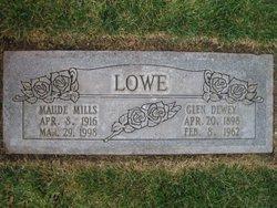 Maude <i>Mills</i> Lowe
