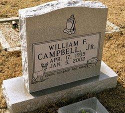 William F. Campbell, Jr