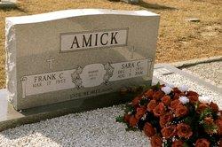 Sara Alice <i>Crouch</i> Amick
