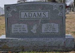 Erma Floy <i>Reitz</i> Adams