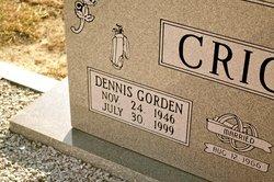 Dennis Gorden Crick