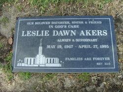 Leslie Dawn Akers