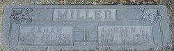 Sarah Catherine <i>Medcalf</i> Miller