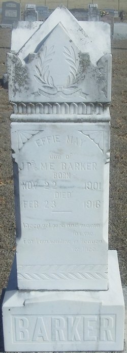 Effie May Barker