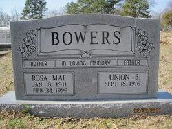 Rosa Mae <i>Fant</i> Bowers