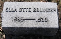 Ella <i>Otte</i> Bolinger
