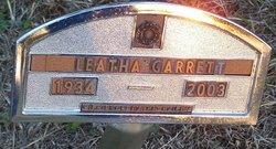 Leatha Mae <i>Johnson</i> Garrett