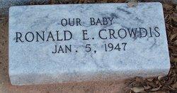 Ronald K Crowdis