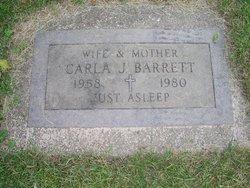 Carla Jean Barrett