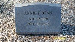 Annie Jeane <i>Fulton</i> Dean