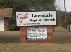 Lovedale Baptist Cemetery
